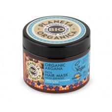 """Маска для волос """"Глубокое восстановление и сила"""" Organic argana, 300 мл"""