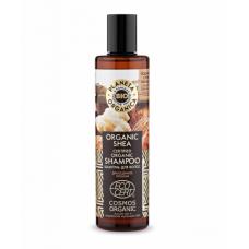Шампунь для волос сертифицированный органический Organic shea, 280 мл