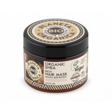 Маска для волос густая Organic shea, 300 мл