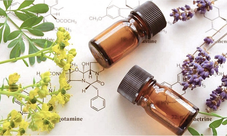 Эфирные масла - научно-популярная статья от компании Бонна
