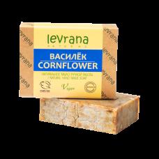 Натуральное мыло Василек levrana, 100 гр