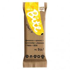 "Батончик ""Спорт SuperFood"", арахис-банан Bite, 45 гр"