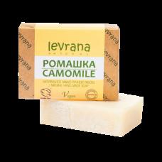 Натуральное мыло Ромашка levrana, 100 гр