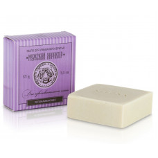 Мыло для умывания и бритья «с отваром подорожника и маслом лаванды», 85 гр