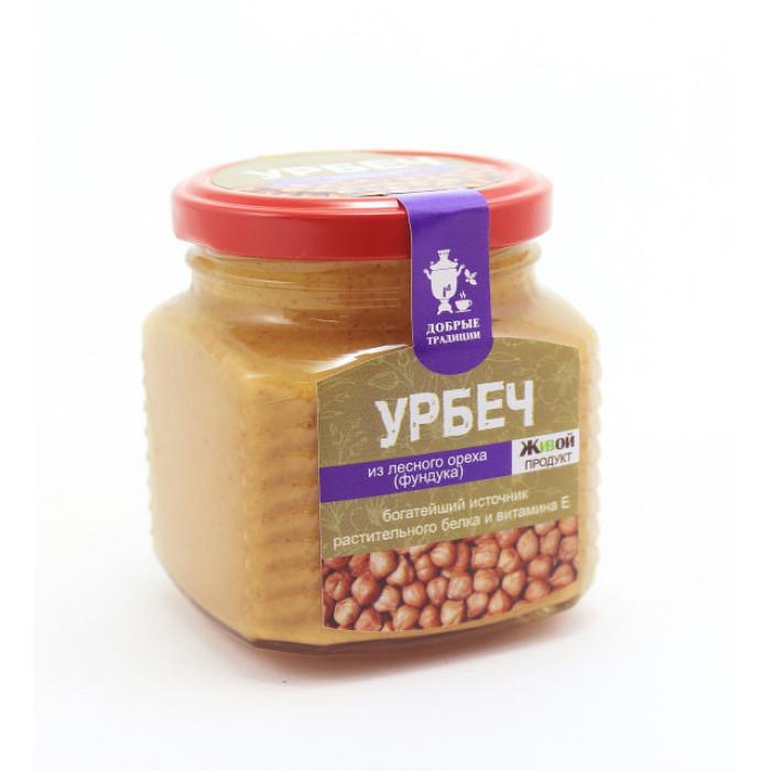 Урбеч из лесного ореха (фундука), 230 гр