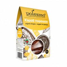 Кэроб-порошок средней обжарки Polezzno, 200 гр