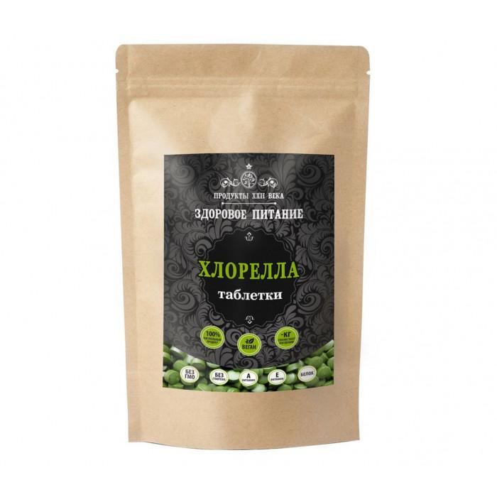 Хлорелла в таблетках Ufeelgood, 100 гр