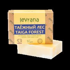 Натуральное мыло Таёжный лес levrana, 100 гр