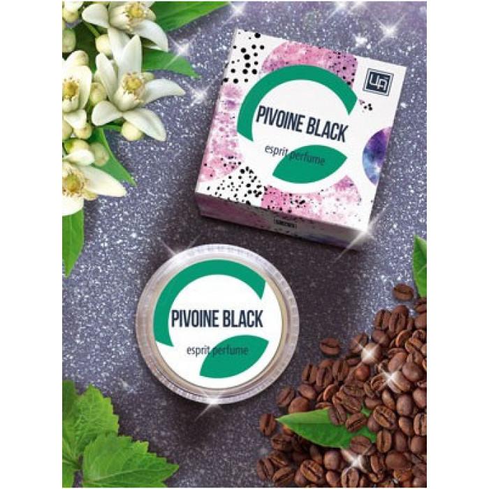 Духи твердые эспри Pivoine black (по мотивам YSL — Black Opium), 5 гр