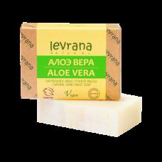 Натуральное мыло Алоэ levrana, 100 гр
