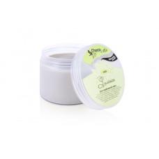 Крем-пилинг для умывания ЗЕЛЕНАЯ НУГА  очищение, для проблемной кожи, 140 гр