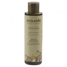 Масло для волос Глубокое восстановление секущихся кончиков Organic Argana, 250 мл