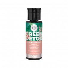 """Мицеллярная вода """"Нежный демакияж"""" для сухой и чувствительной кожи Green Detox, 150 гр"""