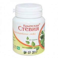 Стевия таблетированная (60 табл.) Крым