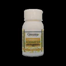 Минеральная пыльца для умывания Зеленый чай, 100 гр