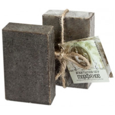 Мыло «Торфяное» из смеси шести растительных масел с лечебным торфом, 85 гр