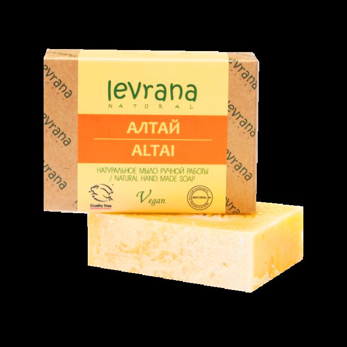 Натуральное мыло Алтай levrana, 100 гр