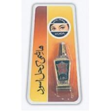 Сурьма Hashmi Special Aswad порошковая, черная, 12 гр