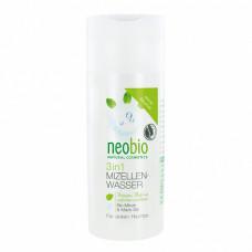"""Мицеллярная вода """"С био-мятой и морской солью 3 в 1"""" NeoBio, 150 мл"""