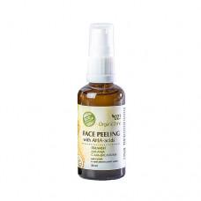 Пилинг для лица с АНА-кислотами для сухой и чувствительной кожи, 50 мл