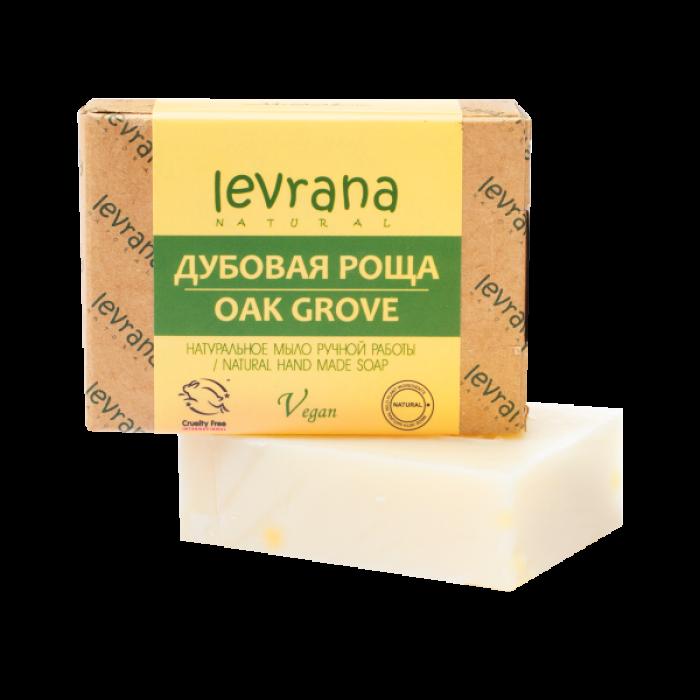 Натуральное мыло Дубовая роща levrana, 100 гр