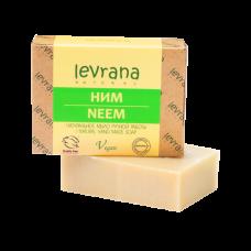 Натуральное мыло Ним levrana, 100 гр