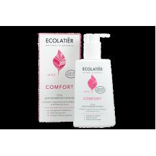 Гель для интимной гигиены Comfort с молочной кислотой и пробиотиком, 250 мл