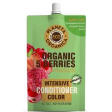 """Бальзам для яркости цвета волос """"Organic 5 berries"""" Дой Пак, 200 мл"""