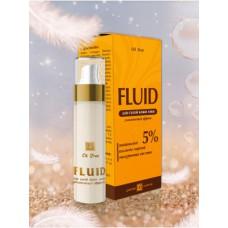 Fluid Oil Free для сухой кожи, увлажняющий эффект, 30 мл