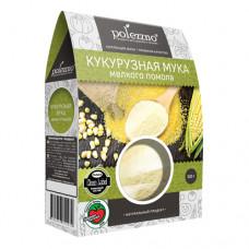 Кукурузная мука мелкого помола Polezzno, 500 гр