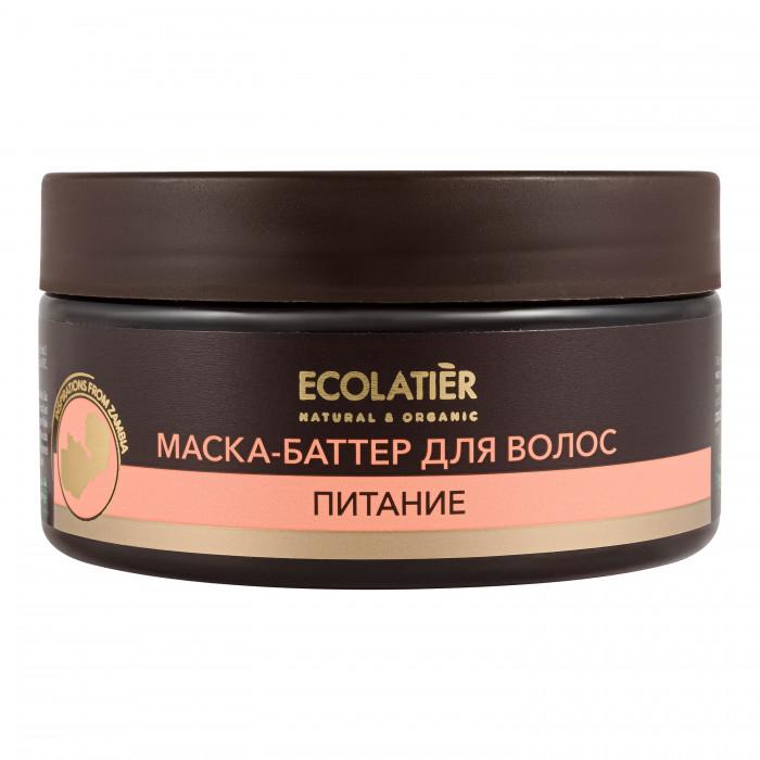 "Маска-баттер для волос питание ""Замбийский орех манкетти"", 200 мл"