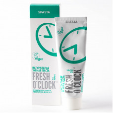 Паста зубная FRESH O'CLOCK профилактика кариеса и воспаления десен 24/7, 90 мл
