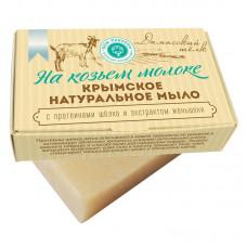 Мыло Дамасский шелк на козьем молоке, 100 гр