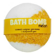 Шарик для ванн MELON (с экстрактом дыни), 120 гр