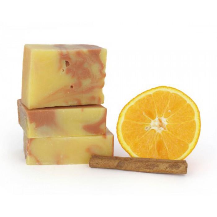 Мыло Апельсин и Корица, 100 гр