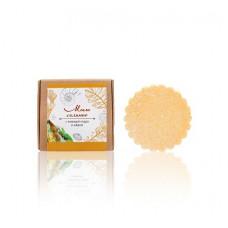 Соляное мыло с живицей кедра и медом Живица, 80 гр