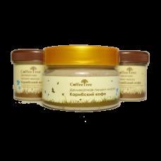 Деликатная пилинг-маска «Карибский кофе» (ароматерапия), 160 гр