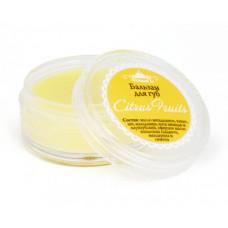 Бальзам для губ Citrus Fruits, 15 гр