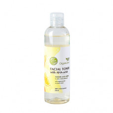Тоник для лица с АНА-кислотами для нормальной и сухой кожи, 250 мл