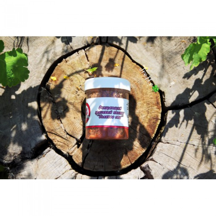 Очищающий грязевой пилинг «Соляное спа», 250 гр