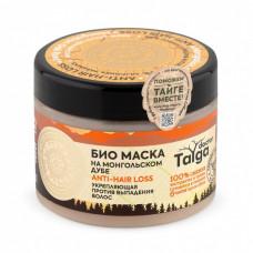 Doctor Taiga Маска-био Укрепляющая против выпадения волос, 300 мл
