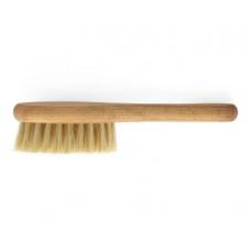 Расческа-щетка для волос из натурального бука, щетина кактус