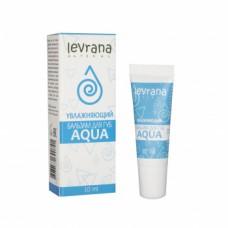 """Бальзам для губ """"Aqua"""", увлажняющий, 10 мл"""