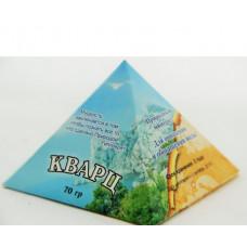 Природный минерал «Кварц», 70 гр