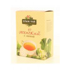 Крым чай «Женский» с липой, 70 гр