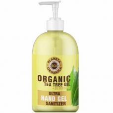 Гель для рук универсальный Organic tea tree oil, 300 мл