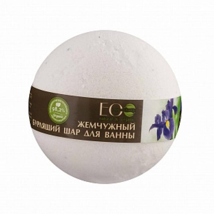 """Бурлящий шар для ванны """"Ирис и Пассифлора"""", 220 гр"""