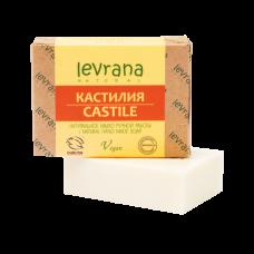 Натуральное мыло Кастилия levrana, 100 гр