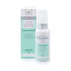 Ночной крем для жирной и проблемной кожи с фитостеринами, 30 мл