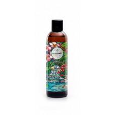 """Натуральный укрепляющий и восстанавливающий бальзам для волос """"Frangipani and Marian plum"""", 250 мл"""